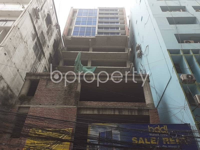 Spend Less And Get More! Acquire This Exclusive Commercial Space Up For Sale In Motijheel Road Near Eastern Bank Limited