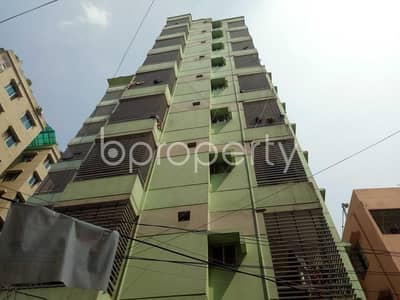 An Apartment Which Is Up For Sale At Rajabazar Near To Purbo Rajabazar Jame Masjid