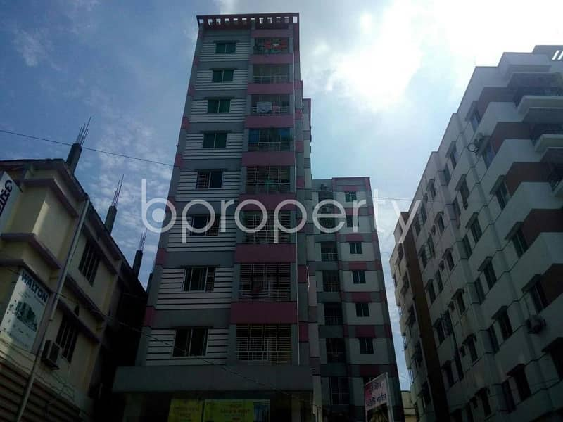 A Commercial Space Is Available For Sale Which Is Located In Dakshin Khan Nearby Baitul Aman Mosjid