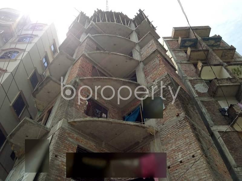Visit This Apartment For Sale In Turag Near Turag Model School.
