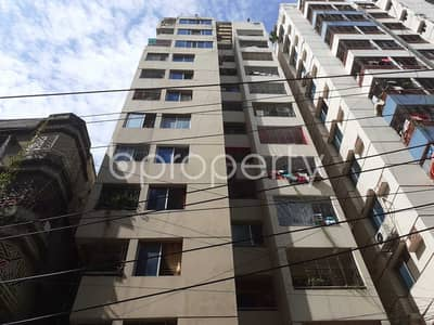 Offering You A Nice Flat For Sale In Dhanmondi Near Junior Laboratory High School
