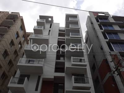 3 Bedroom Apartment for Sale in Bashundhara R-A, Dhaka - Flat For Sale Covering A Beautiful Area In Bashundhara Nearby Viquarunnisa Noon School And College