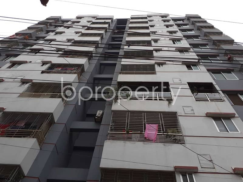 At Adabor Nice Flat Up For Sale Near One Bank Limited