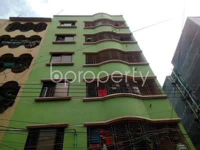 An Apartment Which Is Up For Sale At Mirpur Near To M. D. C. Model Institute