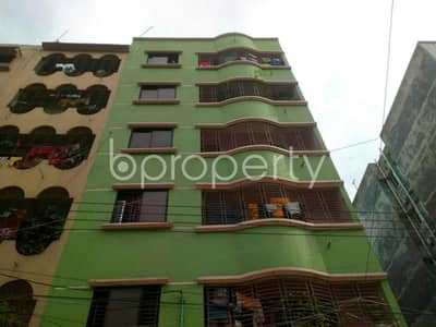 An Apartment Which Is Up For Sale At Banani Mirpur To M. D. C. Model Institute.