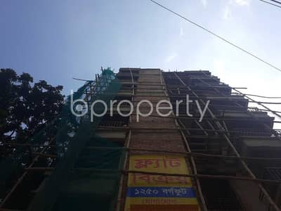 Offering You A Nice Flat For Sale In Bashabo Near Syed Bag Jame Mosjid