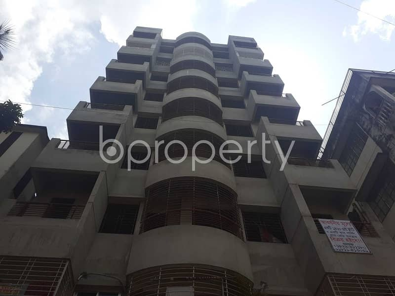 Properly Constructed Flat For Sale In Bashabo, Near Syed Bag Jame Mosjid