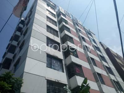 An Apartment Which Is Up For Sale At Proshanti R/A Near To Proshanti Jame Masjid