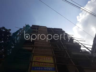 A Flat Can Be Found In Bashabo For Sale, Near Syed Bag Jame Mosjid