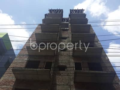 Near Syed Bag Jame Mosjid, A Flat For Sale In Bashabo