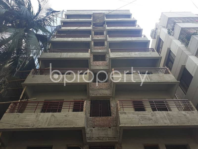 Ready Flat Is Now For Sale In Bashabo Nearby Syed Bag Jame Mosjid
