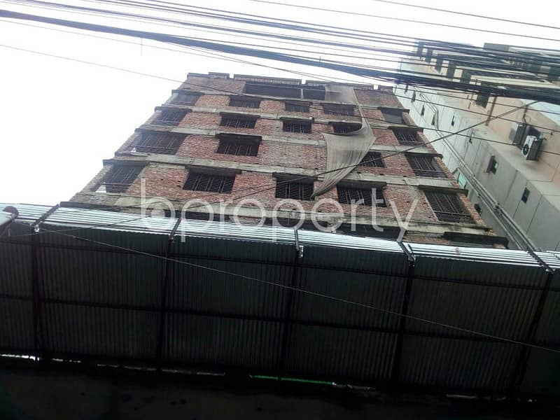 In Badda 1430 SQ FT flat is available for sale which is now close to Southeast Bank