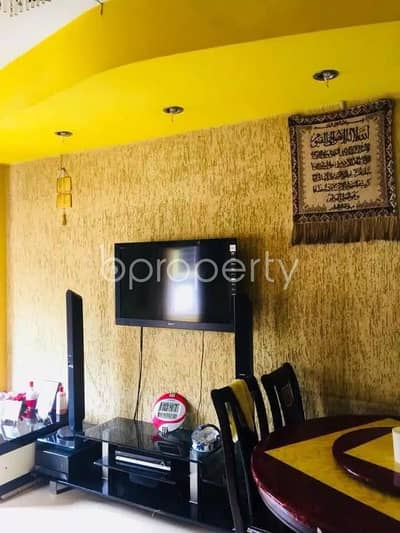 3 Bedroom Flat for Sale in Paribagh, Dhaka - An Apartment Which Is Up For Sale At Paribagh Near To Eastern Bank Limited