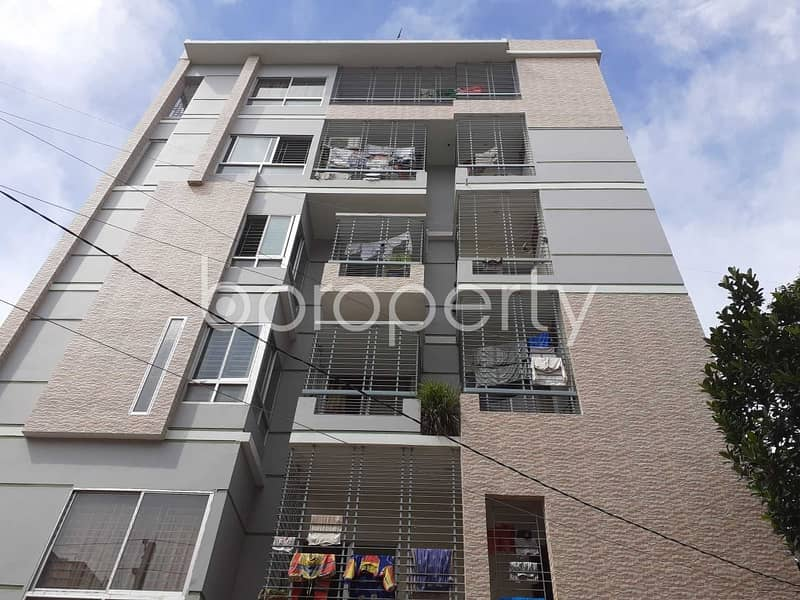 Visit This Apartment For Sale In Pallabi Near Baitul Ibada Mosjid