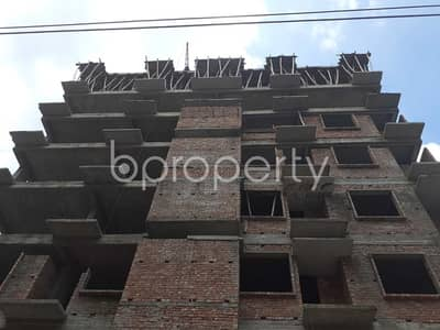 Offering You A Nice Flat For Sale In Mohammadpur Near Baitul Aman Masjid