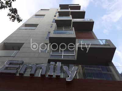 A Beautiful Apartment Is Up For Sale At Gulshan 1, Near The Farmers Bank Limited