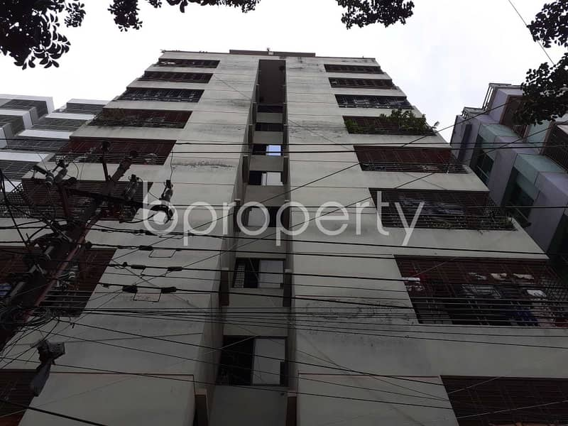 A Beautiful Apartment Is Up For Sale At Pallabi Near Dutch-bangla Bank Limited First Track