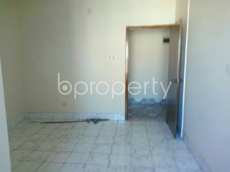 An Apartment Up For Rent Is Located At Jalalabad, Near To Fajil Chist Masque