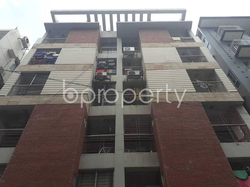 Apartment For Sale In Bashundhara, Near Ebenzer International School