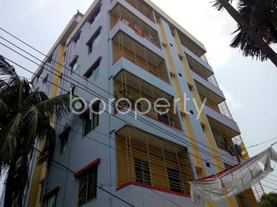 2 Bedroom Apartment for Sale in Bayazid, Chattogram - 890 SQ FT flat for sale in Bayazid near Bayazid Bostami Police Station