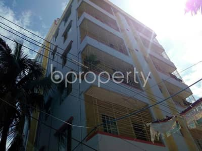 2 Bedroom Apartment for Sale in Bayazid, Chattogram - In the location of Mohammad Nagar an apartment for sale near Mohammadia Bariya Jame Masjid
