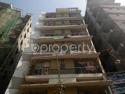 3 Bedroom Apartment for Sale in Ibrahimpur, Dhaka - An Apartment Is Up For Sale In Ibrahimpur Near To Ibrahimpur Moddopara Jame Masjid