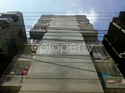 3 Bedroom Apartment for Sale in Badda, Dhaka - Planning to move in this 1280 SQ FT flat which is for sale in Badda near to BRAC Bank