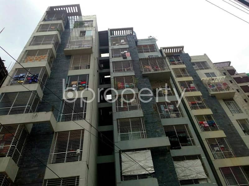 Visit This Flat For Sale In Chatogram Near Kalurghat Bscic Industrial Area.
