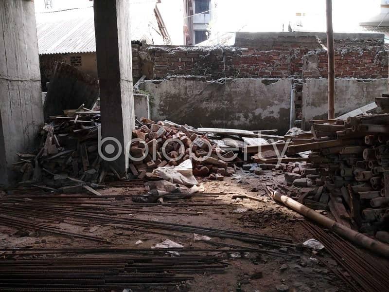 Apartment for sale includes 1155 SQ Ft at Ibrahimpur, near Ibrahimpur Central Jame Masjid