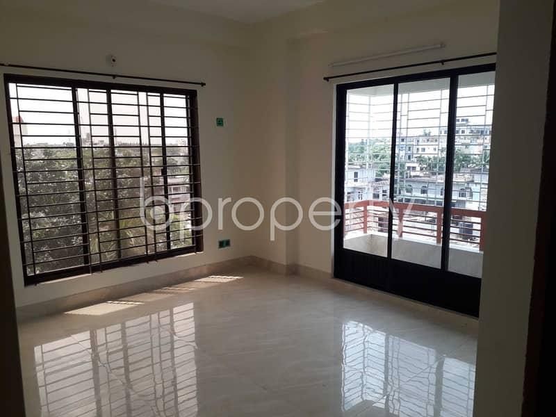 Spacious Apartment Is Ready For Sale At Paschim Chowkidekhi Nearby Abu Rongi Shah Mazar