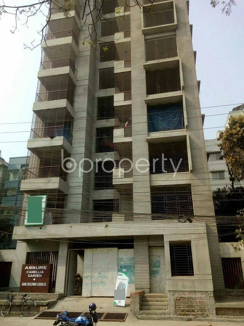 2351 Sq. Ft. Residential Apartment Is For Sale In Uttara