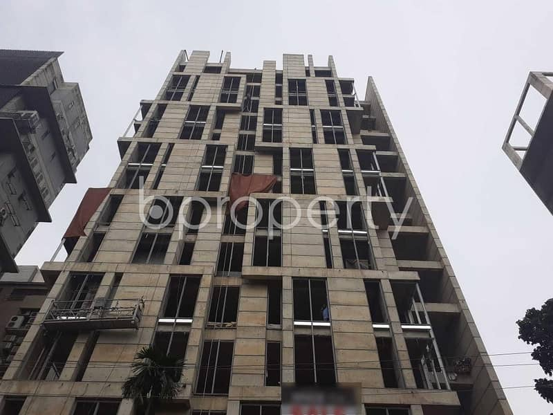 A 2821 Sq. Ft Commercial Space Is Available For Sale In Banani Nearby Banani Jame Mosjid.