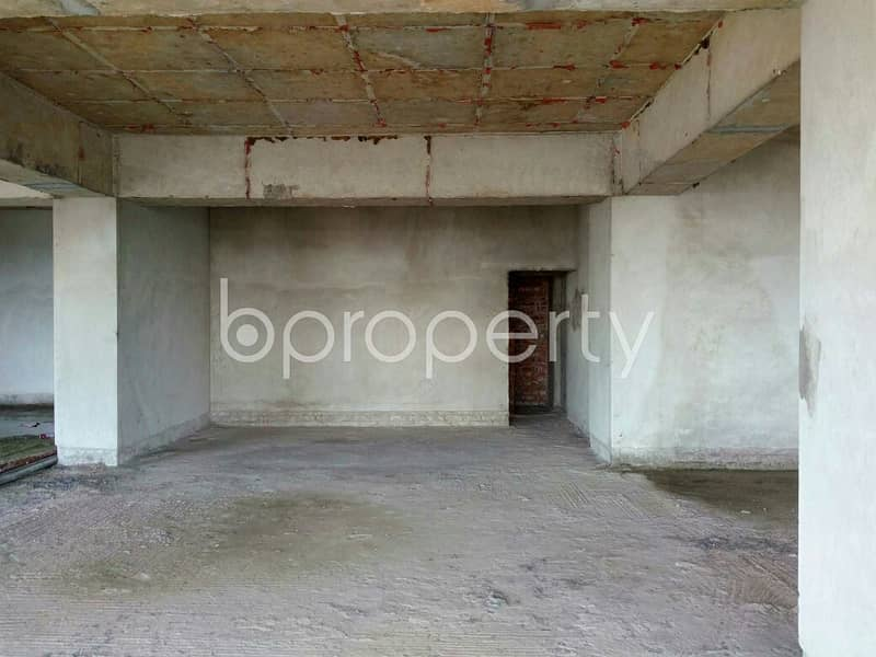 Check This 2062 Sq Ft Lucrative Office Space Up For Sale In Double Mooring.