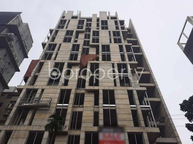 A 2722 Sq. Ft Commercial Space Is Available For Sale In Banani Nearby Royal University Of Dhaka.