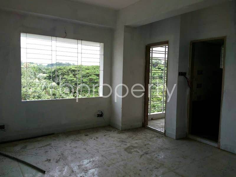 Grab This Flat Up For Sale In Chattogram Dohs Near Chattogram Cantonment Public College