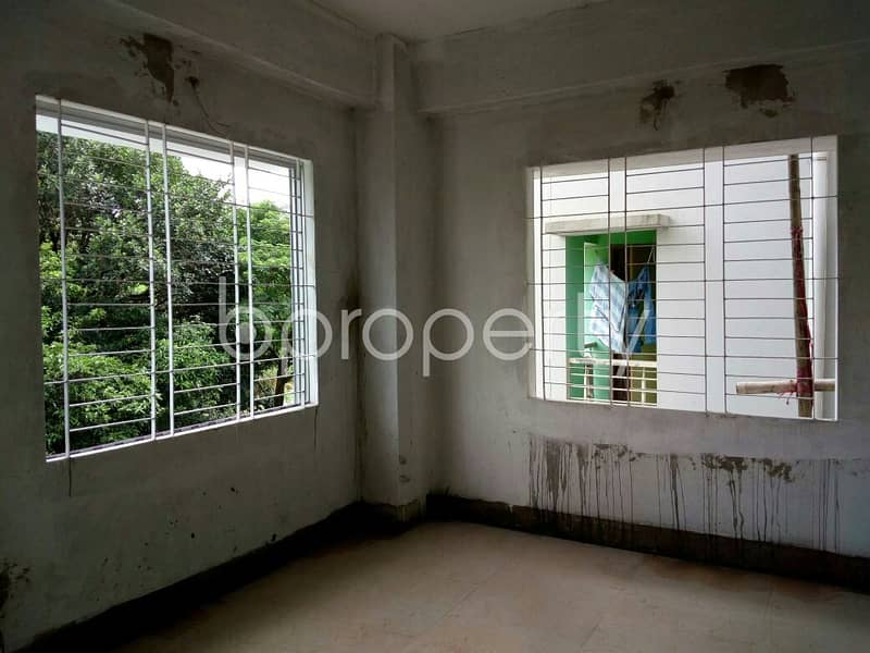 Ready Flat Is Now For Sale In Chattogram Dohs Nearby Chattogram Cantonment Public College