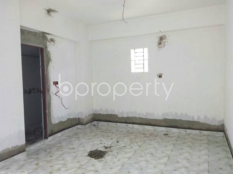A Fine Flat Is Now For Sale Which Is In Chattogram Dohs Near Chattogram Cantonment Public College