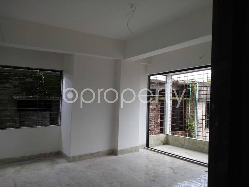 Flat For Sale Covering A Beautiful Area In South Kattali Nearby Green City Convention Hall