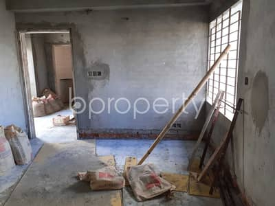 Well Developed Flat Is Up For Sale In Lalmatia Nearby City Hospital & Diagnostic Center