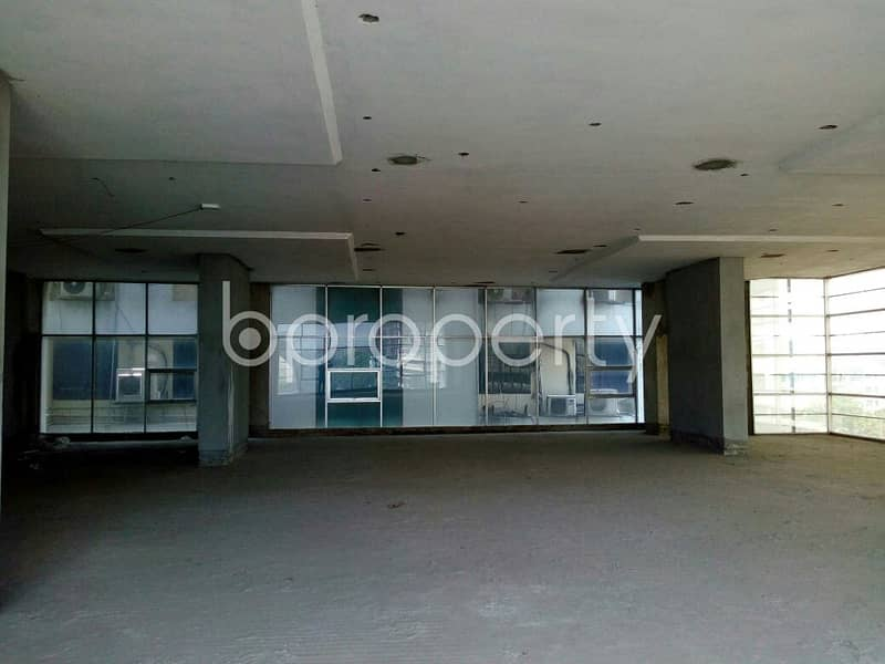 Prominent Location And Splendid Outlook, This Office Space Is Up For Sale In Double Mooring Near Exim Bank Limited