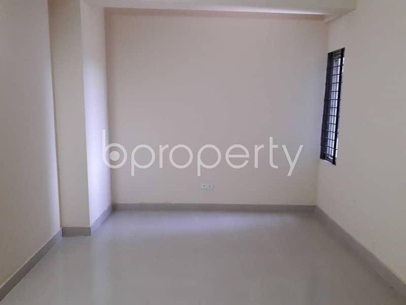 Start A New Home, In This Flat For Sale In Khasdabir, Near Guaitula Puratan Mosjid