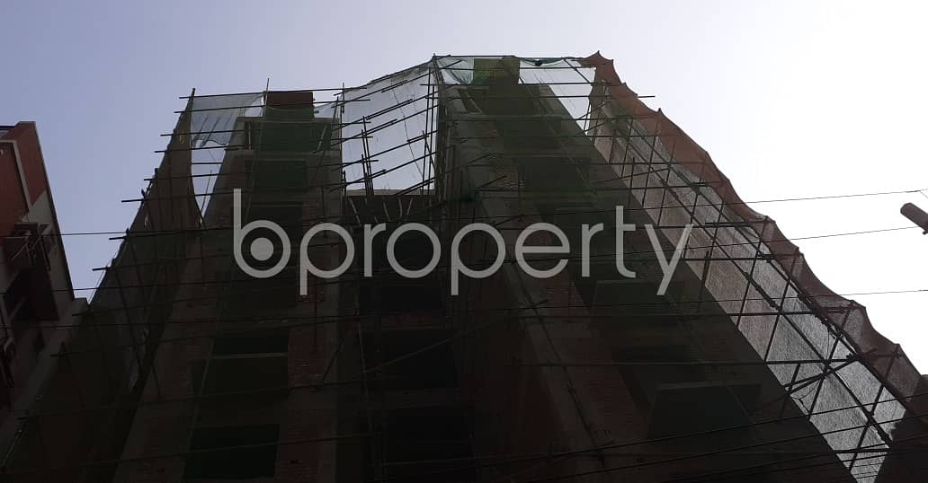 2229 Square Feet Residential Apartment Is Up For Sale In Bashundhara Close To Bashundhara Boro Masjid