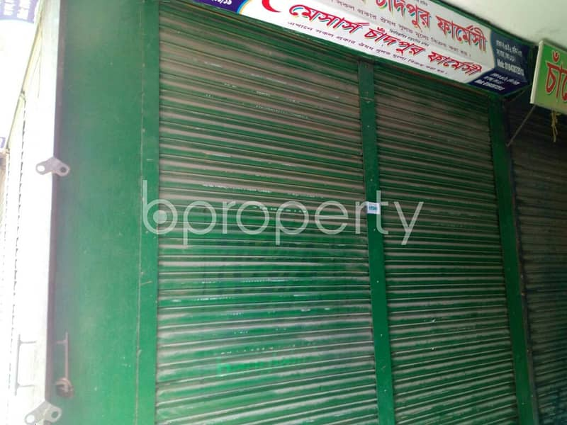Shop Is Up For Sale In Middle Badda Near To The City Bank Limited