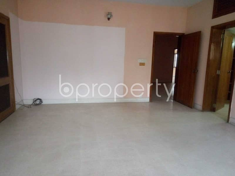 Duplex is ready for rent at Baridhara, near AB Bank Limited
