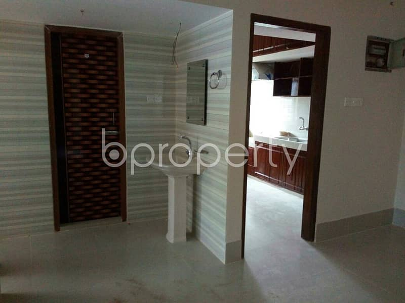 Apartment is up for sale in Shibgonj, near Mojumdarpara Mosque