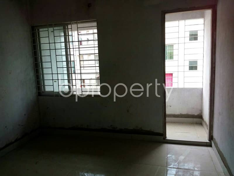 In Chattogram Dohs, Apartment Can Be Found For Sale Near Chittagong Cantonment Public School And College