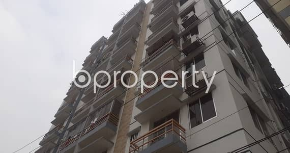 3 Bedroom Apartment for Sale in Mohammadpur, Dhaka - Make this 1450 SQ FT flat your next residing location, which is for sale in Mohammadpur near Mohammadpur Shia Masjid