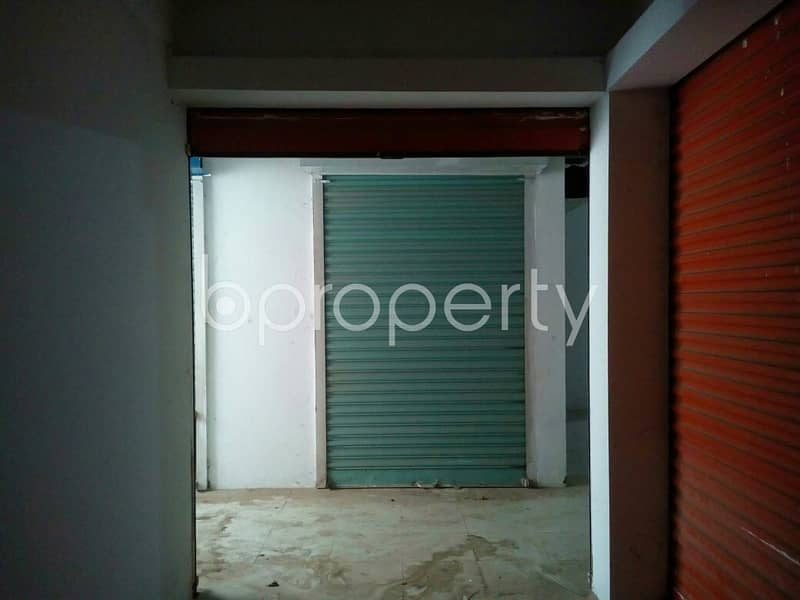 In Gawair Nearby Medicine Corner-2 Shop Is Ready And Vacant For Sale