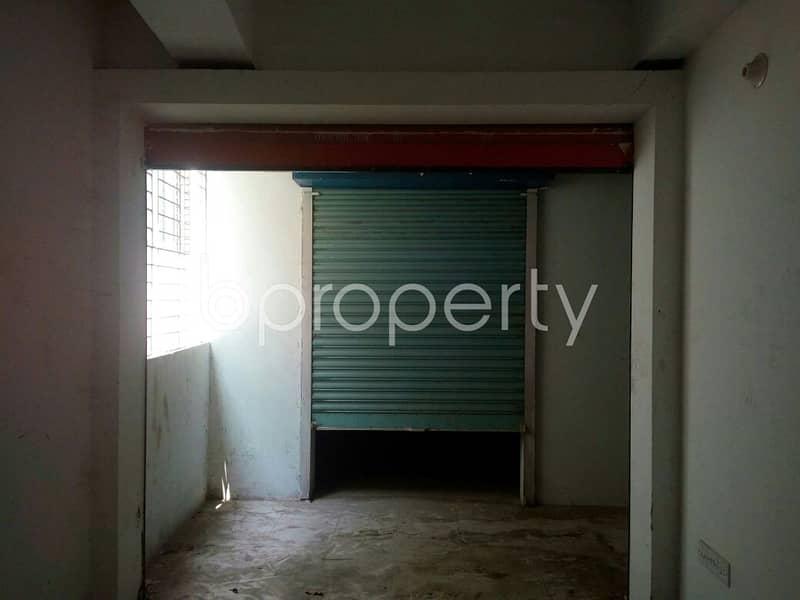 A Shop Is Up For Sale In Gawair Near To Baitul Aman Mosjid, Kazi Bari Road, Gawair