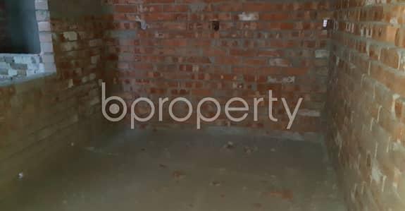 3 Bedroom Flat for Sale in Dakshin Khan, Dhaka - At Ashkona, 3 Bedroom Flat For Sale Close To Airport Police Station